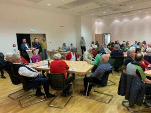 Ausblick auf 2020 bei der SPD Niestetal – gelungener Start mit aktuellen Themen