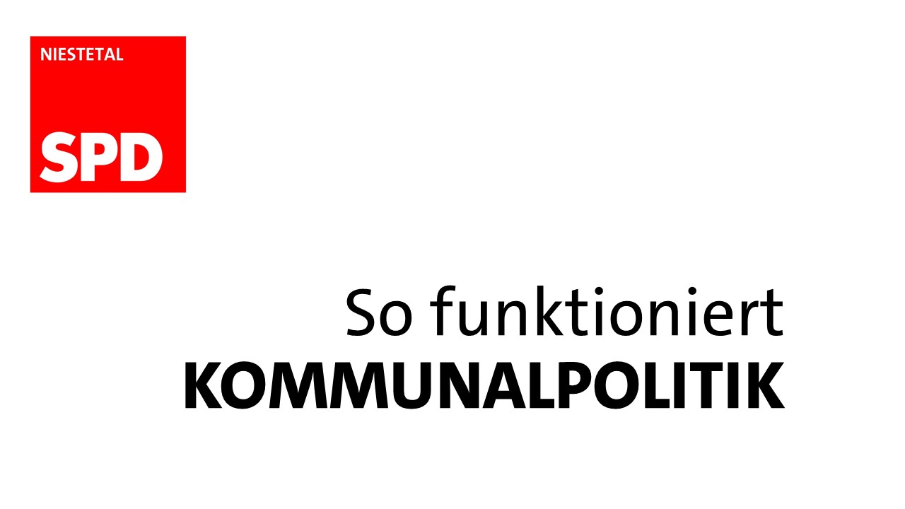 SPD-Fraktion in Niestetal neu aufgestellt