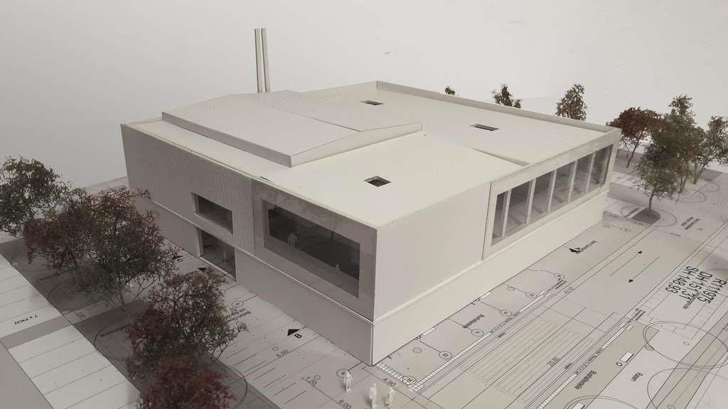 Hallenbad Planung 2020
