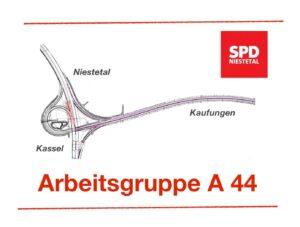 Arbeitsgruppe A44 der SPD Niestetal nimmt Arbeit auf